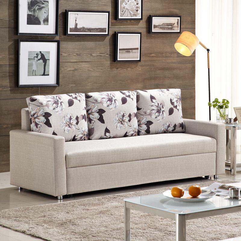 Sofa đặt ở phòng khách hoặc phòng đọc sách đều đẹp