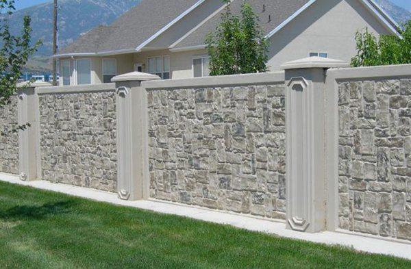 Tường gạch chắc chắn an toàn