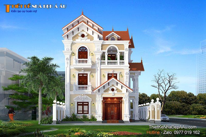 Mẫu biệt thự đẹp nhất Việt Nam