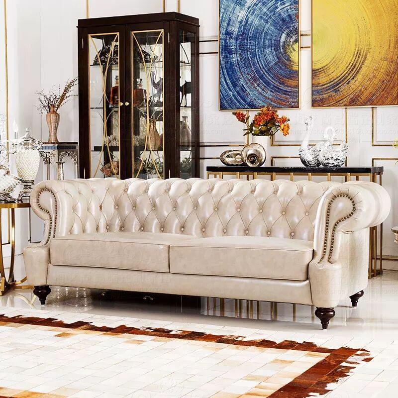 Mẫu sofa cổ điển đẹp