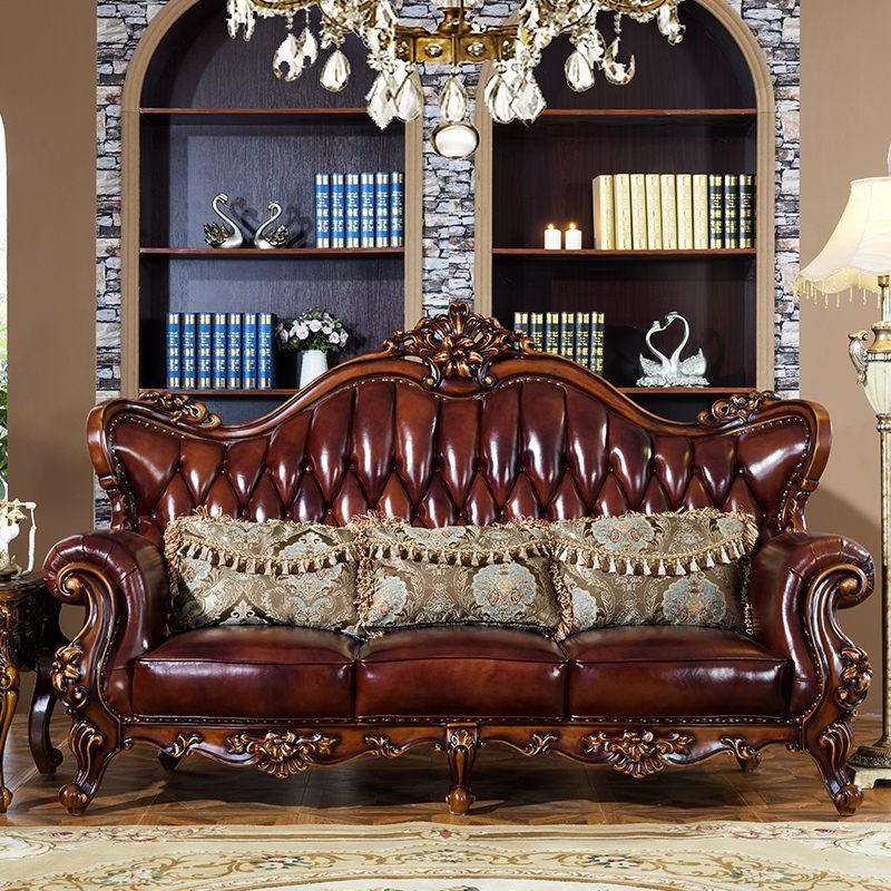 Mẫu sofa nhập khẩu cao cấp