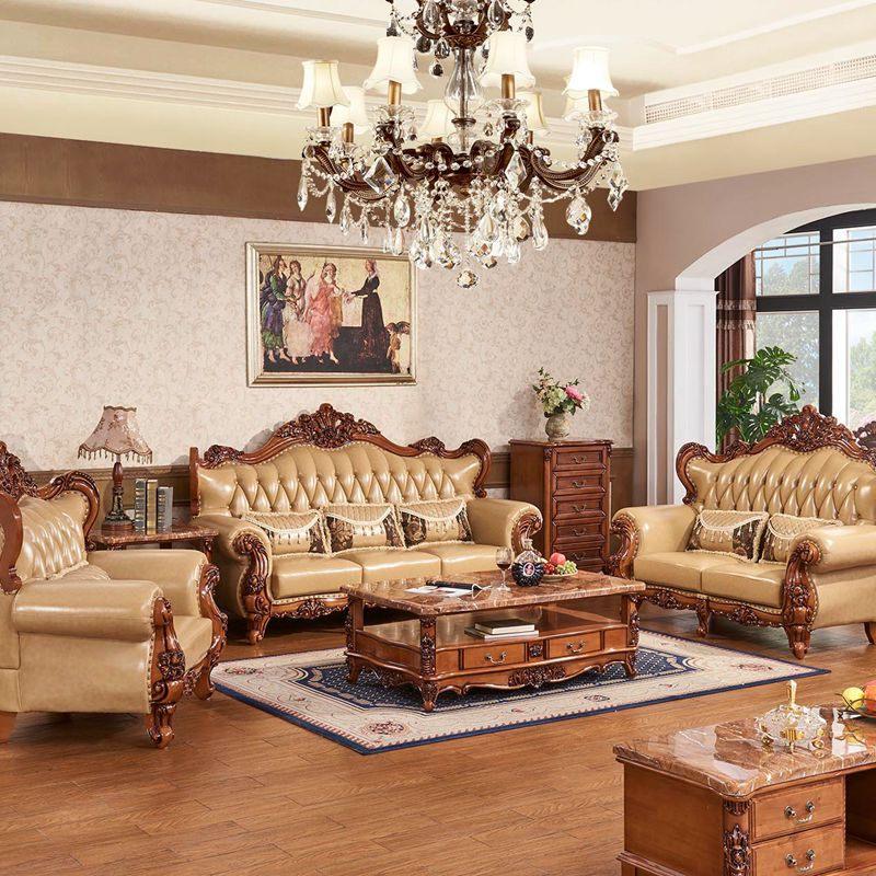 sofa co dien