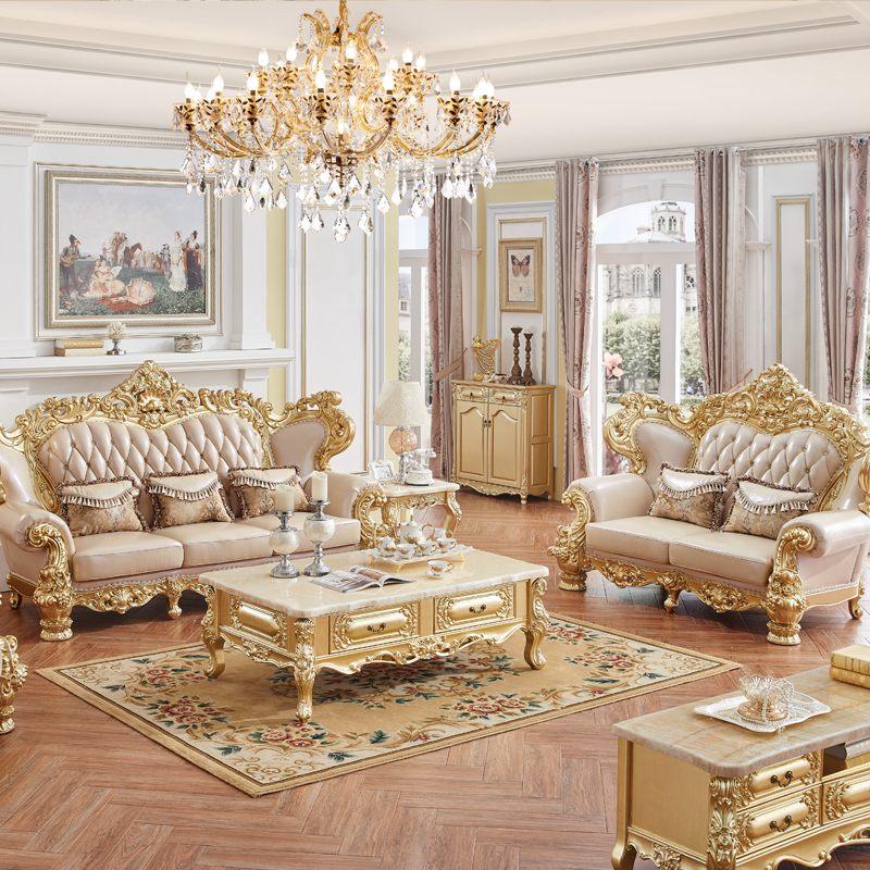 Trang trí nội thất phòng khách cao cấp