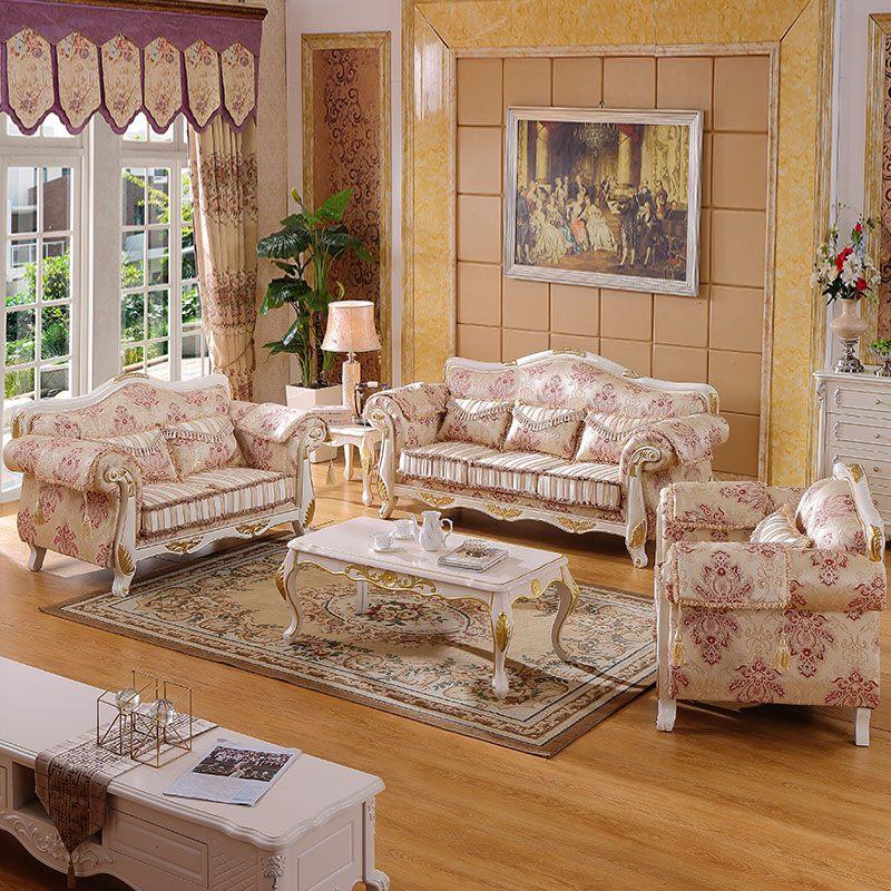 Trang trí nội thất phòng khách sang trọng