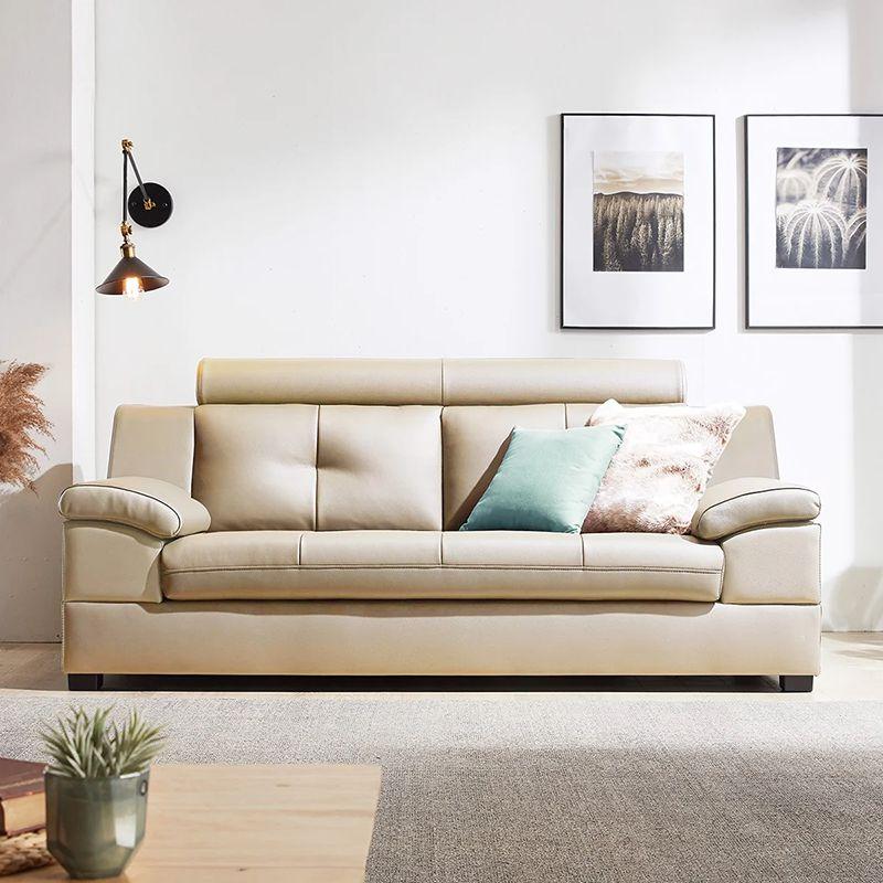 bộ sofa da thật