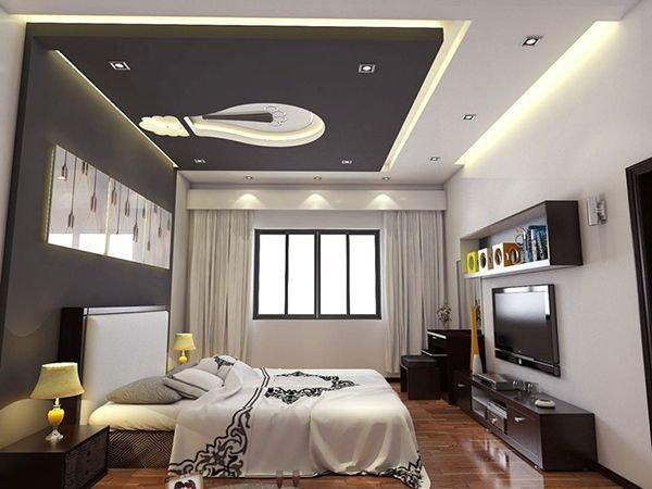 căn phòng ngủ hiện đại