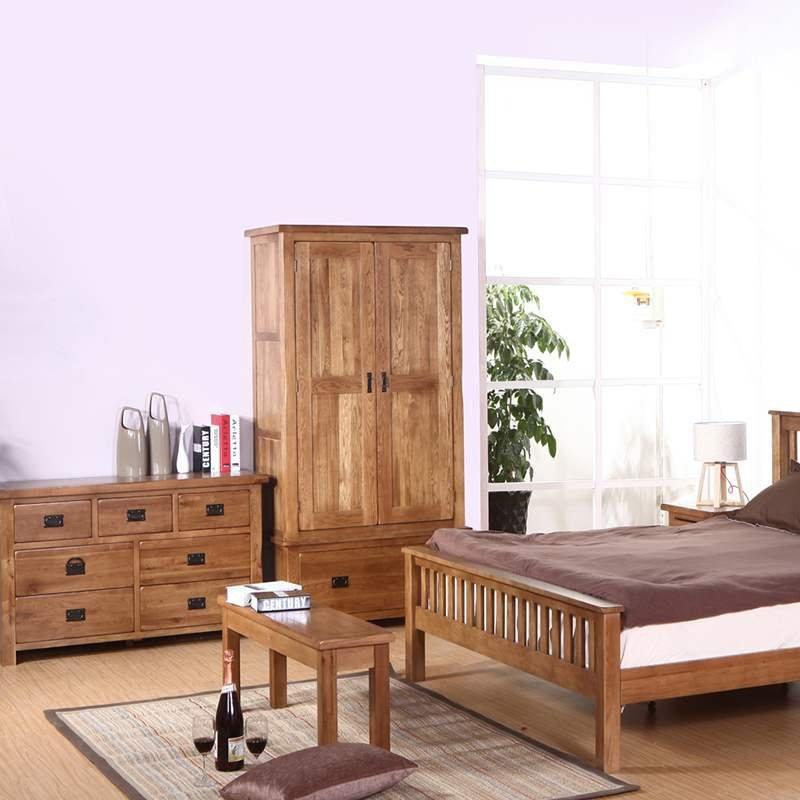Tủ quần áo gỗ