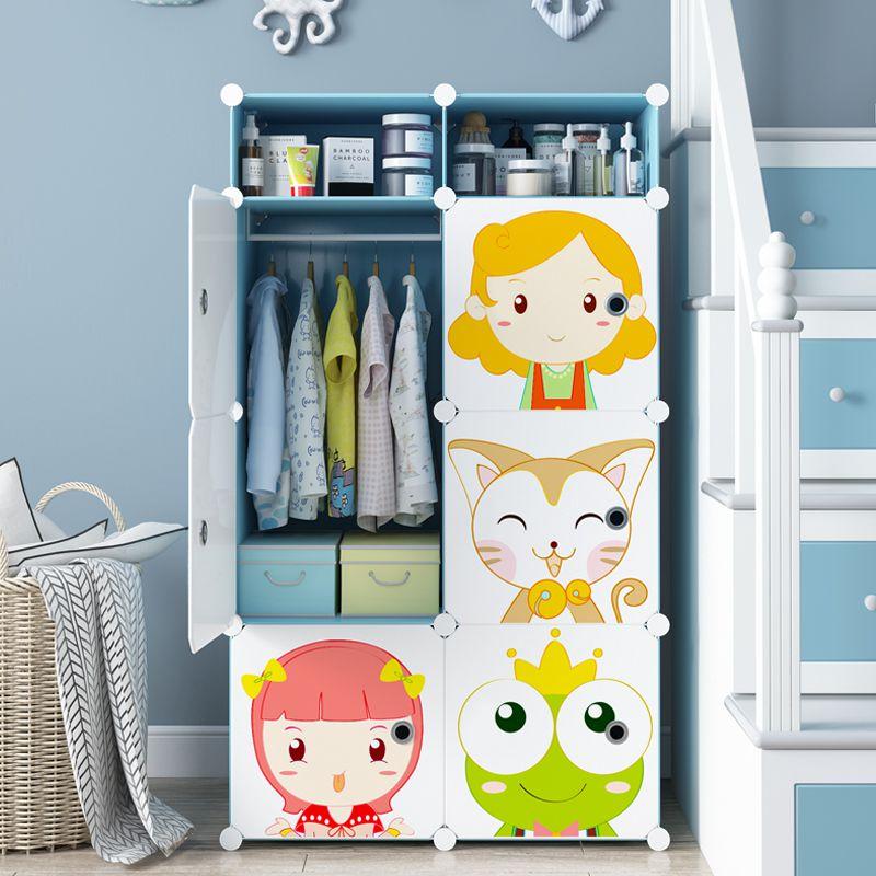tủ quần áo trẻ em