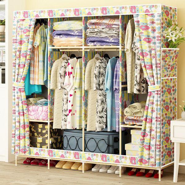 mẫu tủ quần áo đẹp giá rẻ