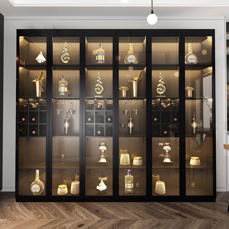 tủ rượu gỗ tự nhiên