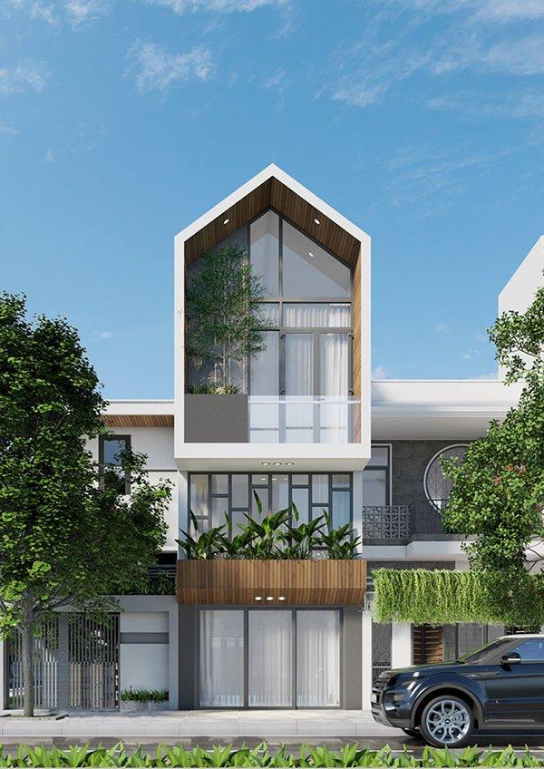 Công ty thiết kế nhà phố đẹp
