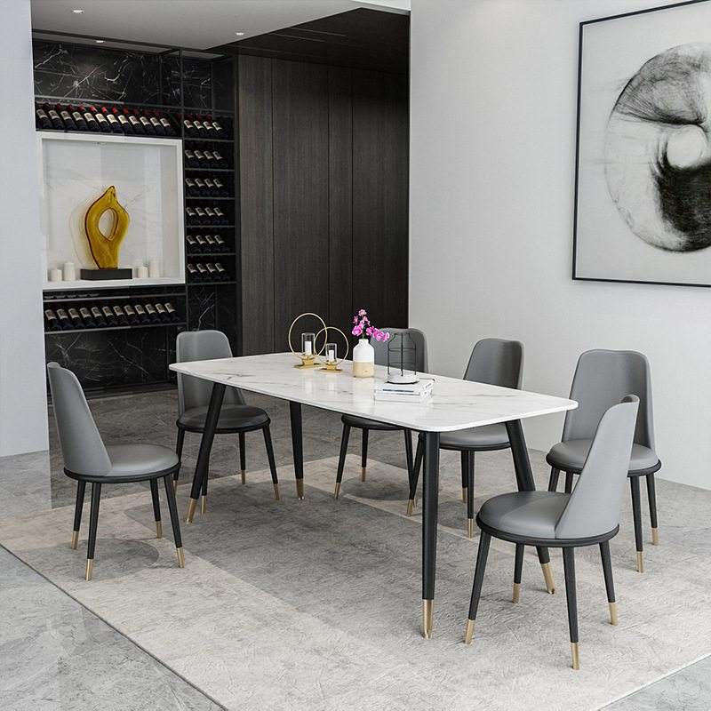 bàn ghế phòng ăn hiện đại