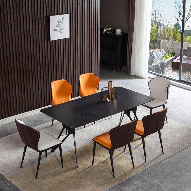 bàn ghế phòng bếp kiểu dáng hiện đại