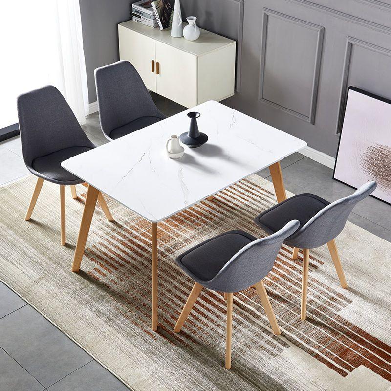 bàn ăn 4 ghế hiện đại
