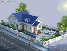 Bản vẽ kiến trúc nhà cấp 4