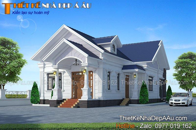 Nhà đơn giản đẹp giá rẻ