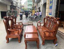 Bộ bàn ghế gỗ đẹp