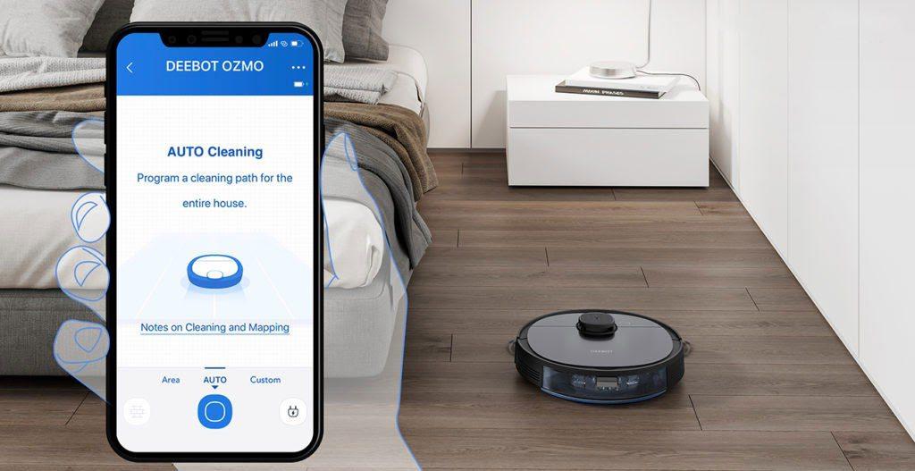 Robot điều khiển thông minh