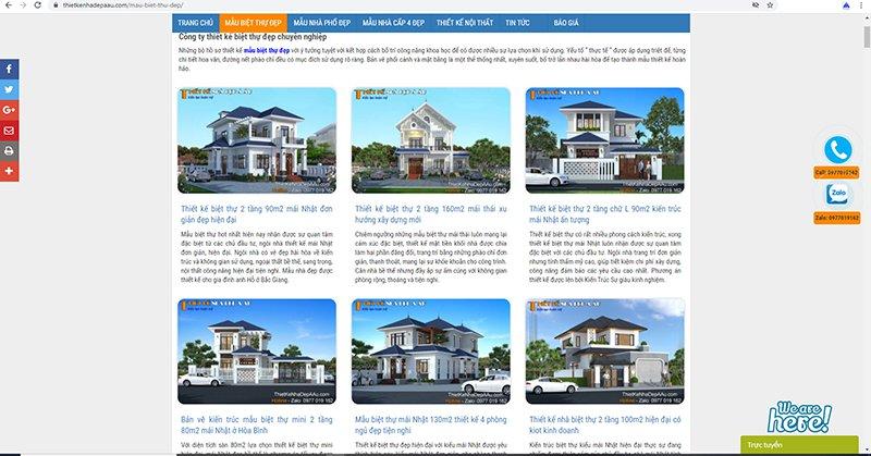 Ý tưởng thiết kế kiến trúc