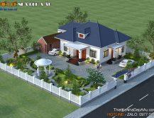 Thiết kế nhà đẹp ở Ninh Bình