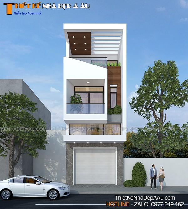Thiết kế nhà đẹp ở Lục Ngạn