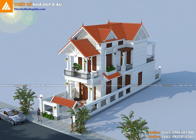 Công ty thiết kế nhà ở Nga Sơn