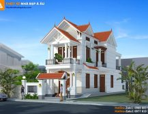 Thiết kế nhà đẹp ở Nga Sơn