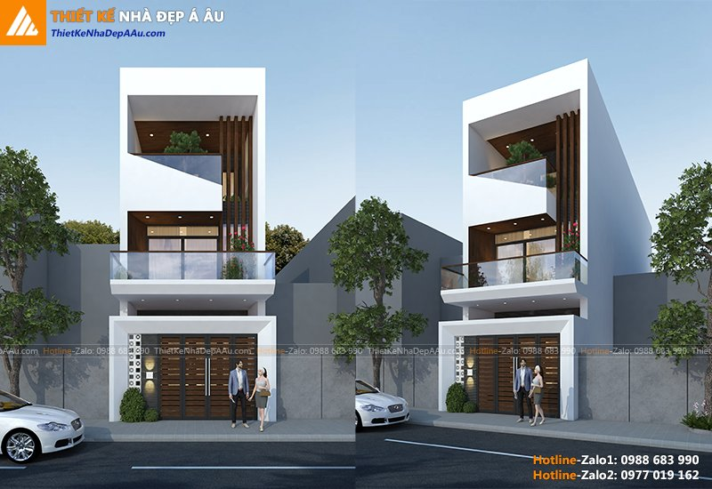 Thiết kế nhà đẹp ở Yên Thế Bắc Giang